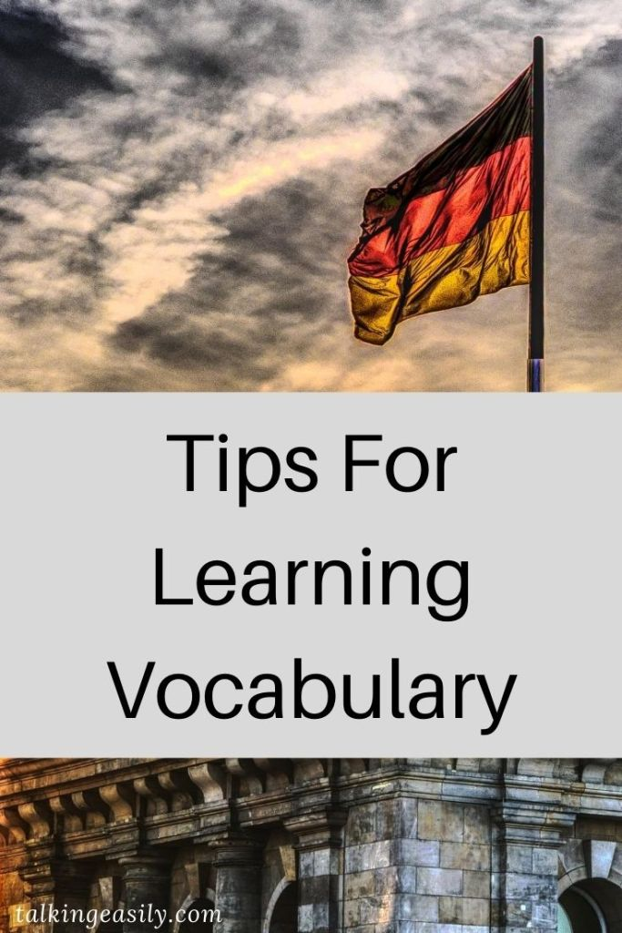 Post Pin: Tips to Learn Vocabulary Better