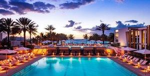 Eden Roc Hotel Miami Florida
