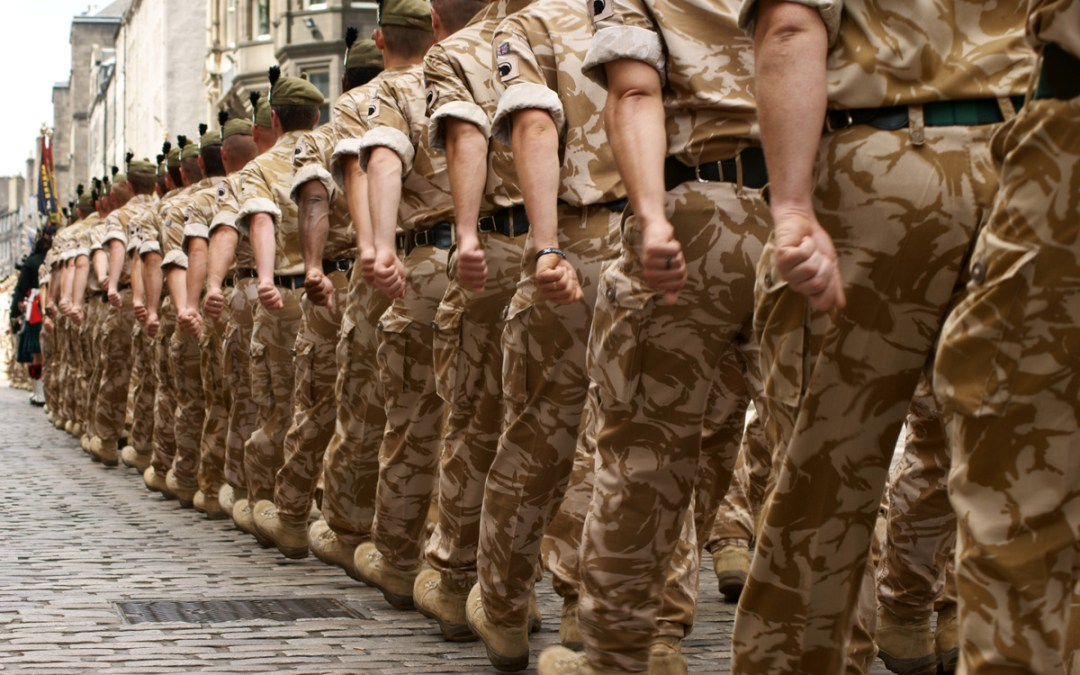 Web archiving and the changing language of British Army recruitment