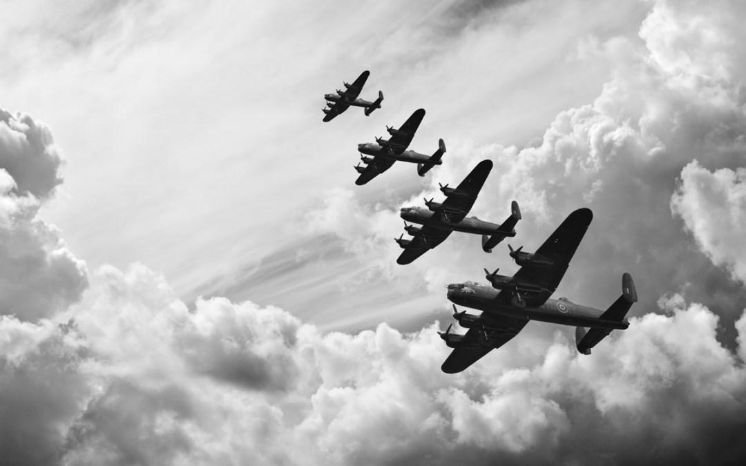 Wartime propaganda that ran its own Cool Britannia