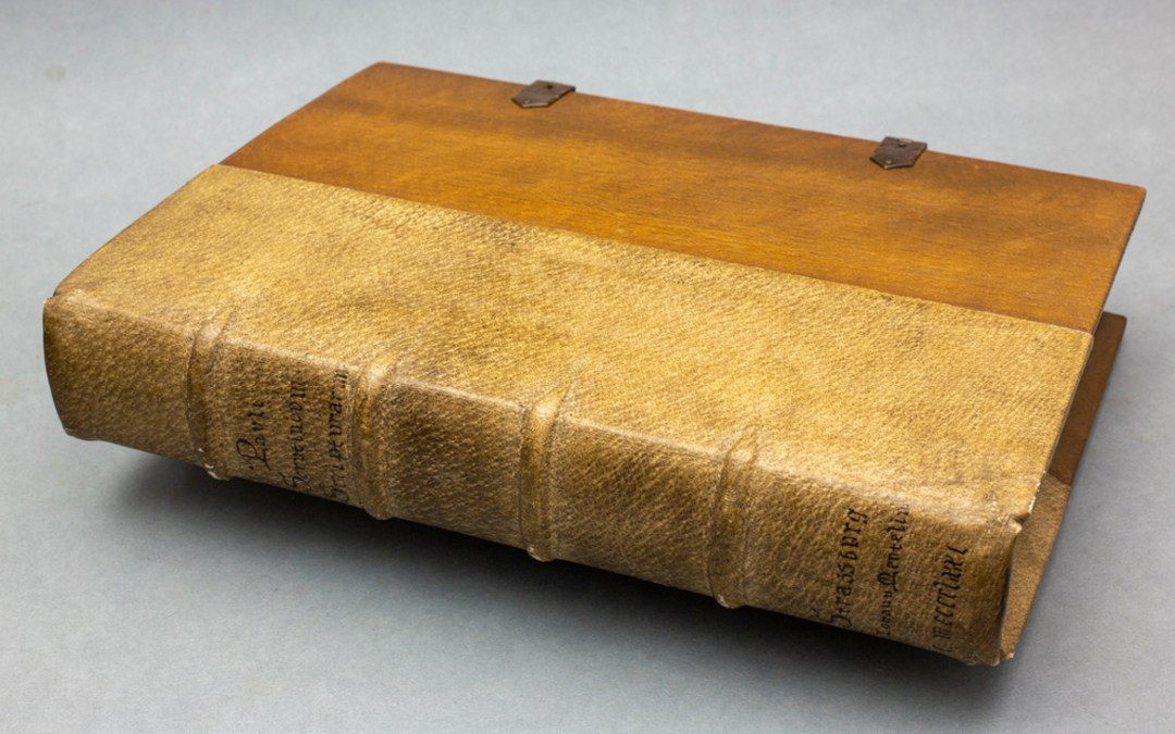 The University of London's oldest printed book turns 550