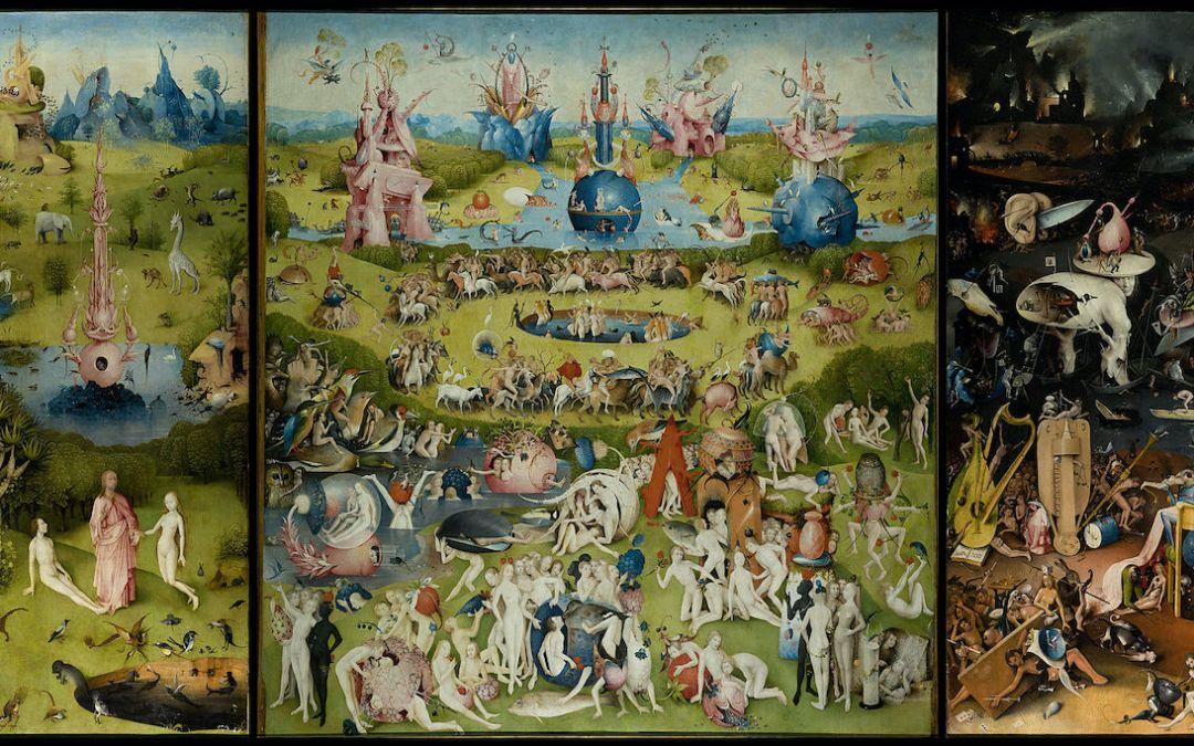 Bruegel and Bosch