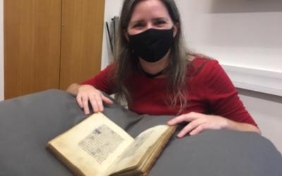 Internationalising the study of manuscripts