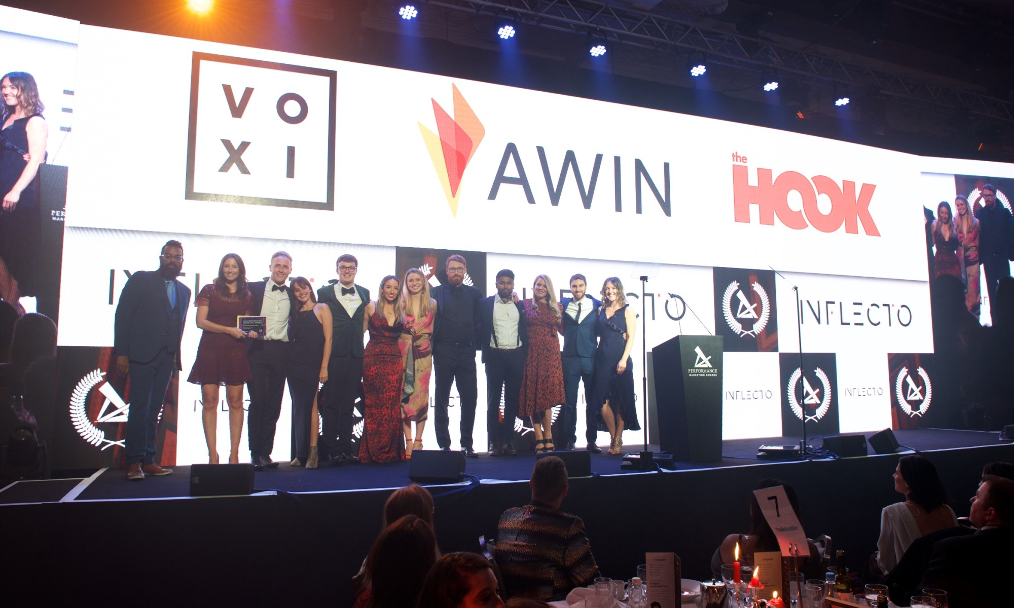 Awin Crowned Winners of Best Influencer Marketing Campaign at 2019 PMAs