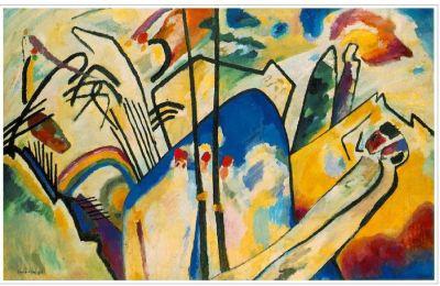 Kandinsky Composition IV 1911