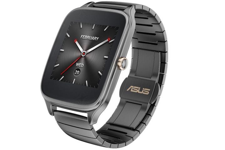 Asus Zenwatch 2 - metal