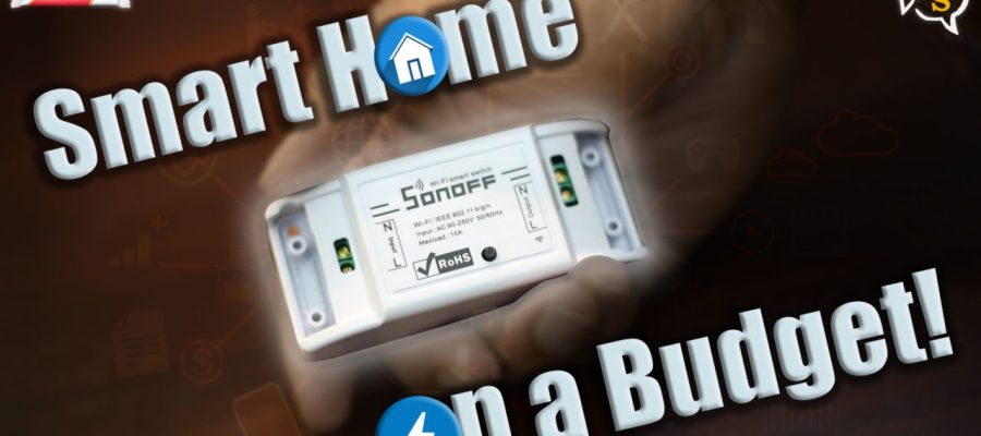 Sonoff wifi switch