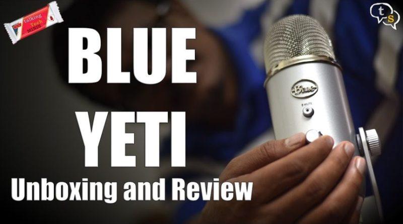 blue yeti