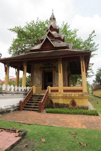 Library @ Wat Sisaket