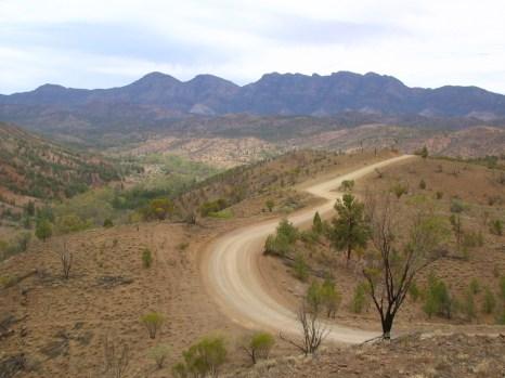 Bunyeroo Gorge, SA