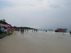 Hat Sai Kaew Beach. Koh Samet
