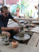 Pottery Workshop, Koh Kret