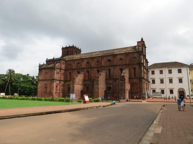 Basilica de Bom Jesus, Old Goa