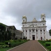 Church & Convent of St Cajetan, Old Goa