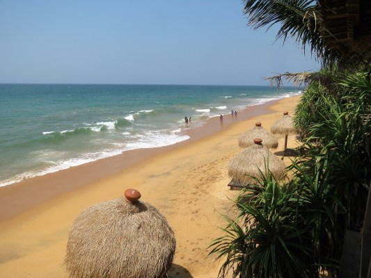Sri Lanka Beach Views