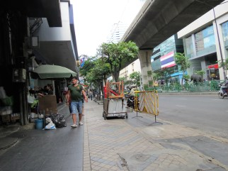 Photo Walks Around Silom Road, Bangkok