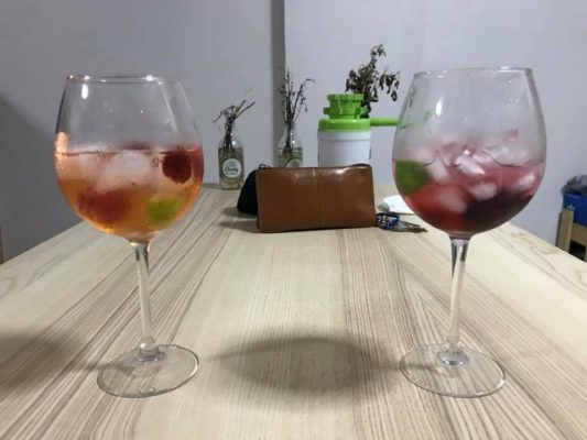 Homemade Cocktail ideas