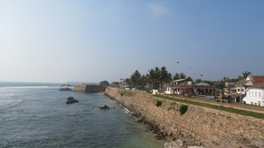Galle's Ramparts