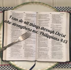 Talking To My Weight Loss Counselor – God