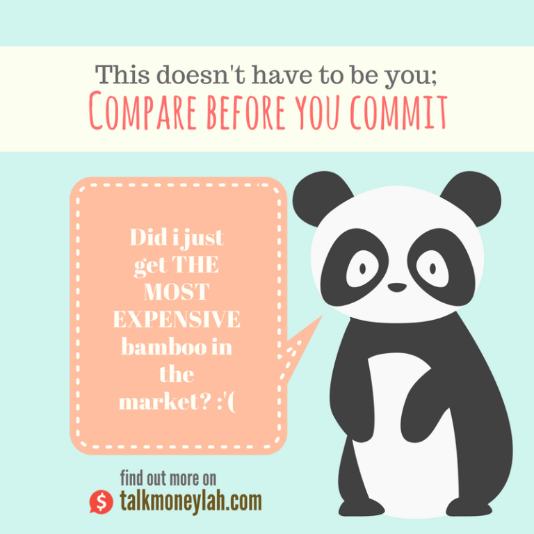 Compare plans before committing