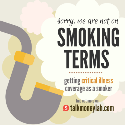 critical illness term plans for smokers