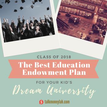The best education endowment plan