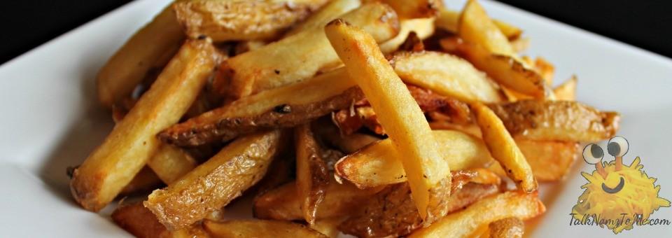 Verse frietjes - Ook voor in de vriezer!