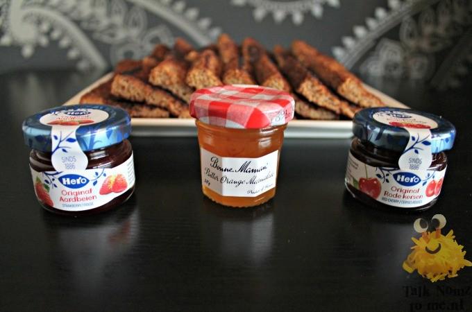 Wentelteefjes van bruin brood - Kiddielunch #13