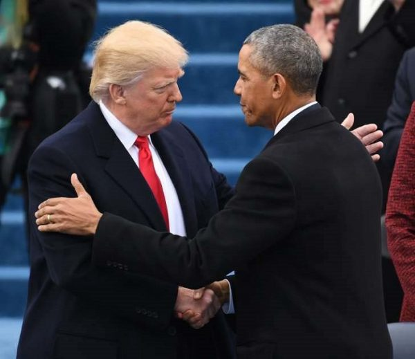 Trump attacks Obama, Tweets Obamagate makes watergate look like small potatoes! – Talk of Naija