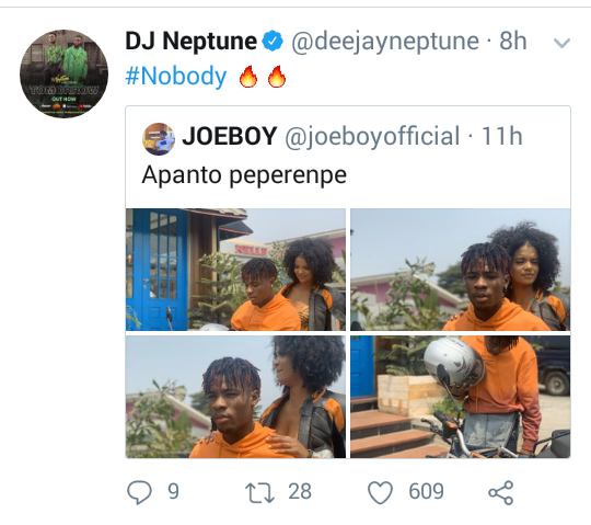 Singer Joeboy Shows Off His Beautiful Girlfriend On Twitter (Photos) 2