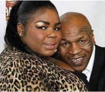 Image result for See Mike Tyson's brutal response to comedian Michael Blackson after he sent him a DM saying he wants to marry his daughter, Mitchell Tyson