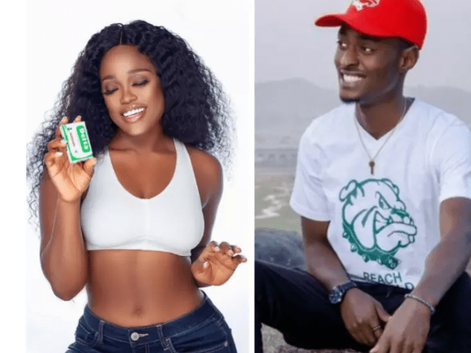 """""""If Na Delta you dey use, you for dey like this""""- Fan replies CeeC as she post advert for Delta Soap – Talk of Naija"""