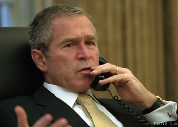 George W. Bush reacts to George Floyd's riots – Talk of Naija