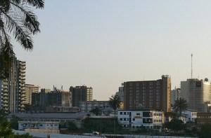View of Douala, courtesy of Njeimosestimah via Flickr