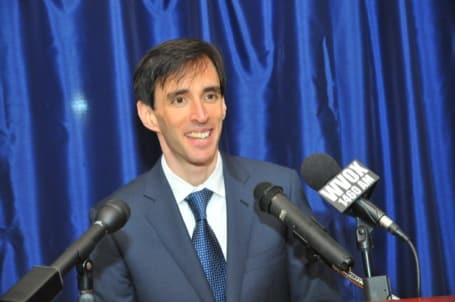File Photo: New Rochelle Mayor Noam Bramson