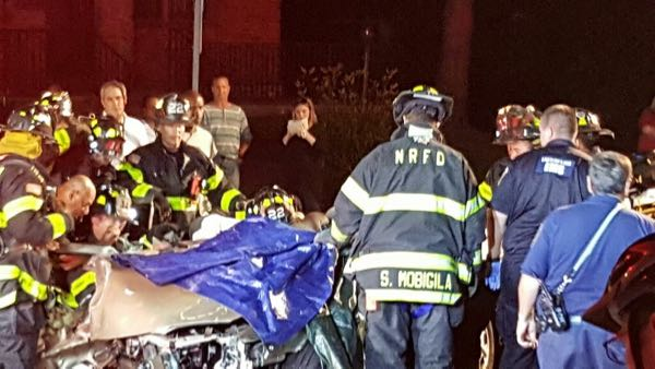 MVA at 281 Lincoln Avenue in New Rochelle (photo credit John Alfano)