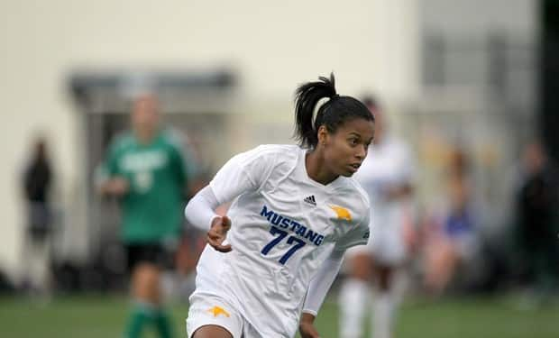 Delima Scores Her Team-Leading 15th Goal of the Season in Loss to ASA