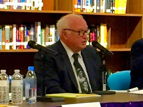 Vince Malfetano at Recent PTA Council Candidate Forum