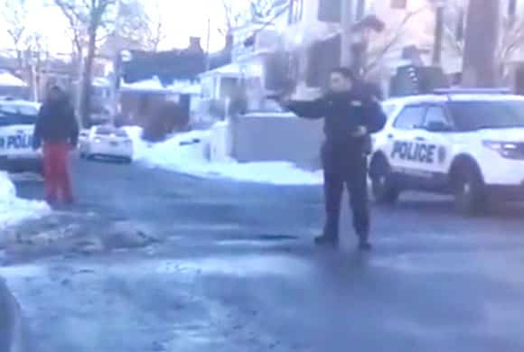 NRPD Officer Draws Weapon on Black Youths in New Rochelle