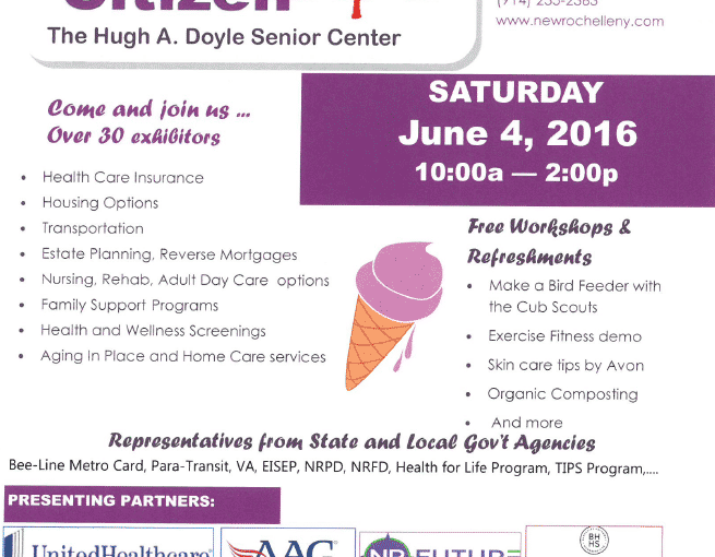 City of New Rochelle launches 1st Annual Senior Expo