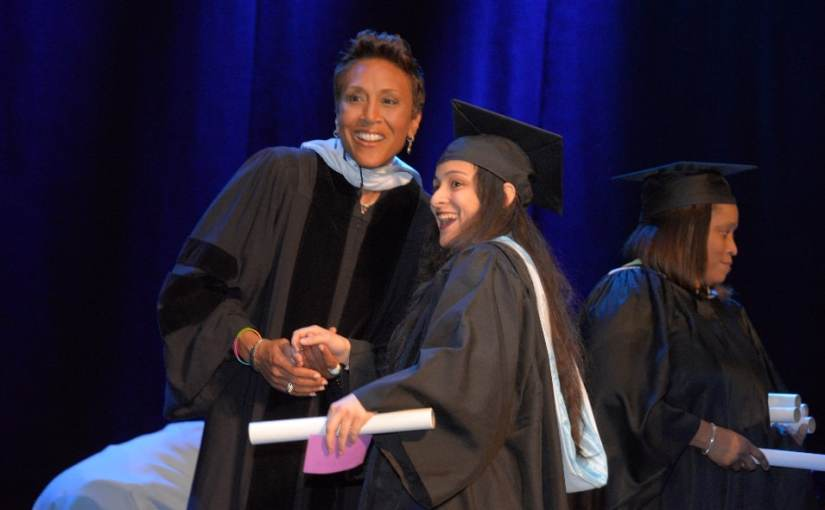 Against Unfathomable Odds, CNR Student Graduates with Honors