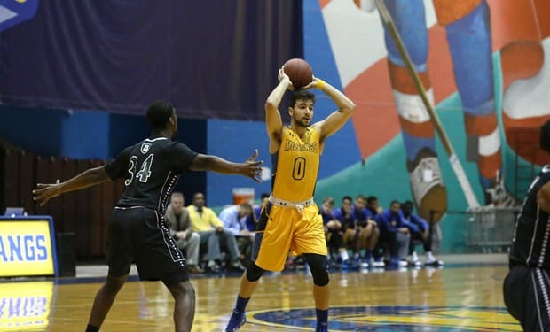 Monroe Men's Basketball Defeats Niagara County CC 81-60.jpg