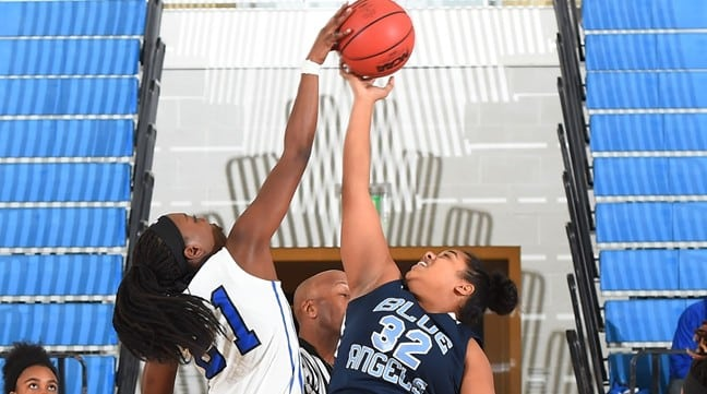 New Rochelle Women's Basketball Loses Third Straight at Valley Forge.JPG