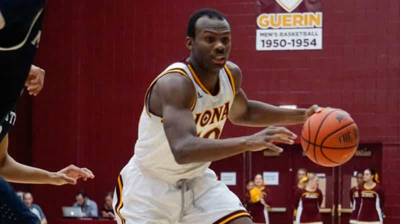 Iona MBB Upended In Regular Season Finale By Monmouth, 79-73.jpg