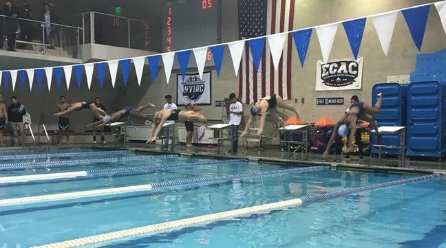 Women's Swimming Earns Victory over SJC-Brooklyn, Falls to SJC-Long Island