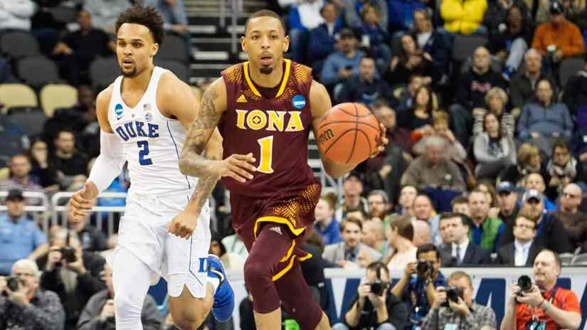 No. 15 Iona MBB Falls 89-67 To No. 2 Duke In Midwest Region First Round