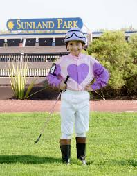 Child Jockey Silks