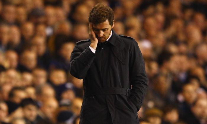 André Villas-Boas' career did not go as planned in the Premier League as he spent just over two years at the helm of Chelsea and Tottenham.