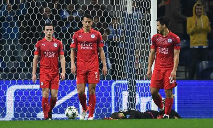 FC Porto 5-0 Leicester City: Claudio Ranieri's Foxes THRASHED as they  suffer first Champions League loss of the season – talkSPORT