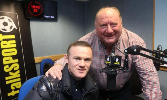 Exclusive Interview Wayne Rooney Talks To Alan Brazil